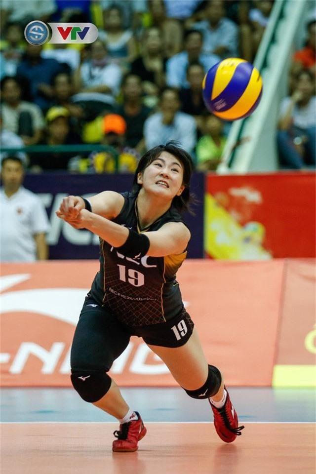 ẢNH: Những khoảnh khắc ấn tượng trong ngày thi đấu thứ 3 VTV Cup Tôn Hoa Sen 2019 - Ảnh 2.