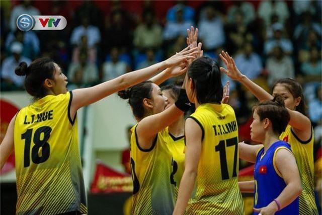 ẢNH: Những khoảnh khắc ấn tượng trong ngày thi đấu thứ 3 VTV Cup Tôn Hoa Sen 2019 - Ảnh 20.