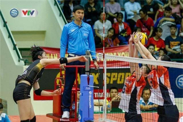 ẢNH: Những khoảnh khắc ấn tượng trong ngày thi đấu thứ 3 VTV Cup Tôn Hoa Sen 2019 - Ảnh 3.