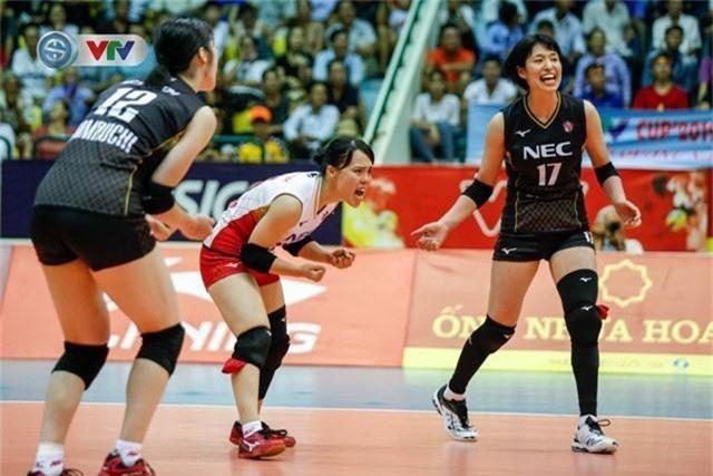 ẢNH: Những khoảnh khắc ấn tượng trong ngày thi đấu thứ 3 VTV Cup Tôn Hoa Sen 2019 - Ảnh 5.