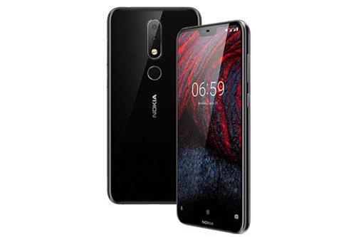 Nokia 6.1 Plus.