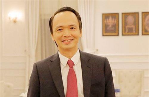 Ông Trịnh Văn Quyết.