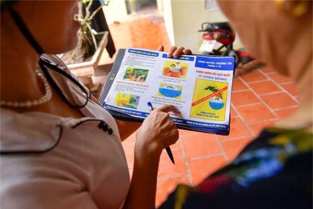 Hà Nội kích hoạt các đội đặc nhiệm chống dịch sốt xuất huyết - 4