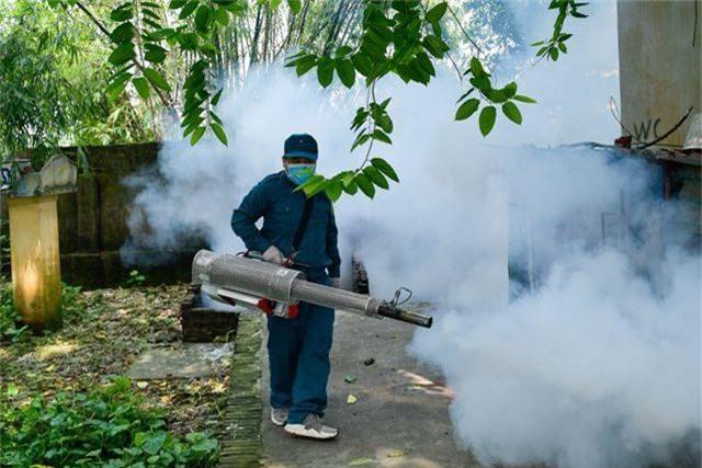 Hà Nội kích hoạt các đội đặc nhiệm chống dịch sốt xuất huyết - 9