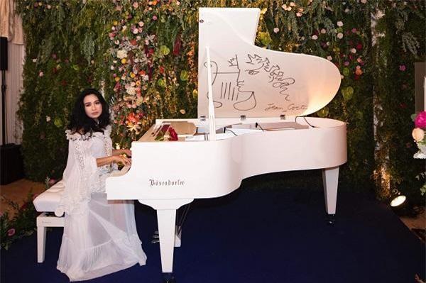 Thanh Lam là 1 trong nhiều nghệ sĩ tham dự chương trình VTV True concert.