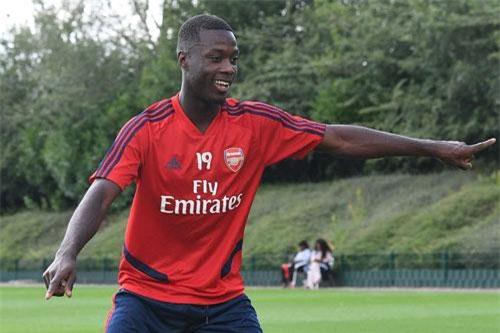 2. Nicolas Pepe (Lille tới Arsenal, 80 triệu euro).