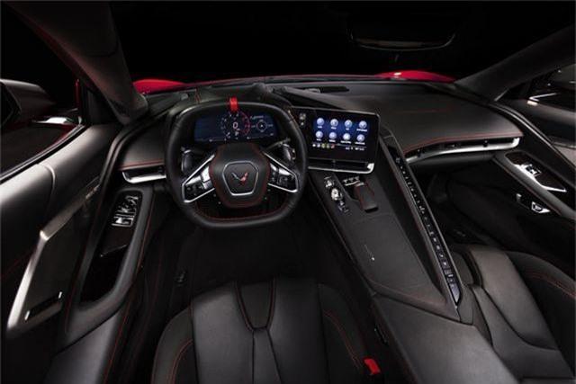 Cận cảnh siêu xe giá rẻ Corvette vừa ra mắt đã cháy hàng - 7