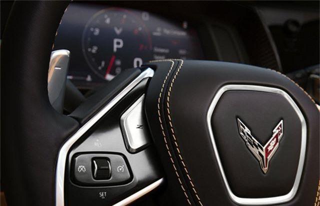 Cận cảnh siêu xe giá rẻ Corvette vừa ra mắt đã cháy hàng - 8