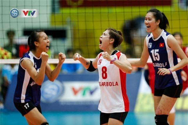 ẢNH: Ngược dòng ngoạn mục trước CHDCND Triều Tiên, ĐT Việt Nam tiến vào chung kết VTV Cup 2019 - Ảnh 14.