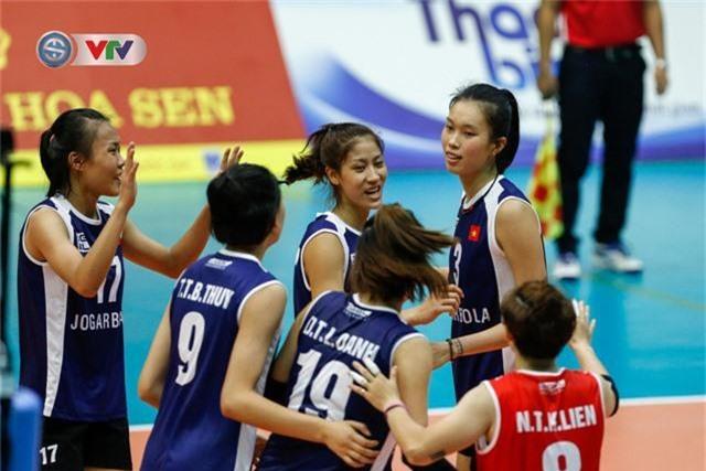ẢNH: Ngược dòng ngoạn mục trước CHDCND Triều Tiên, ĐT Việt Nam tiến vào chung kết VTV Cup 2019 - Ảnh 8.