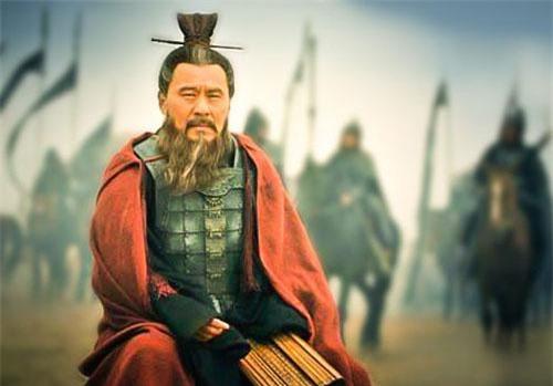 Tạo hình Tào Tháo trên phim.