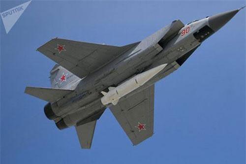 Tên lửa Kinzhal (Ảnh: Sputnik).