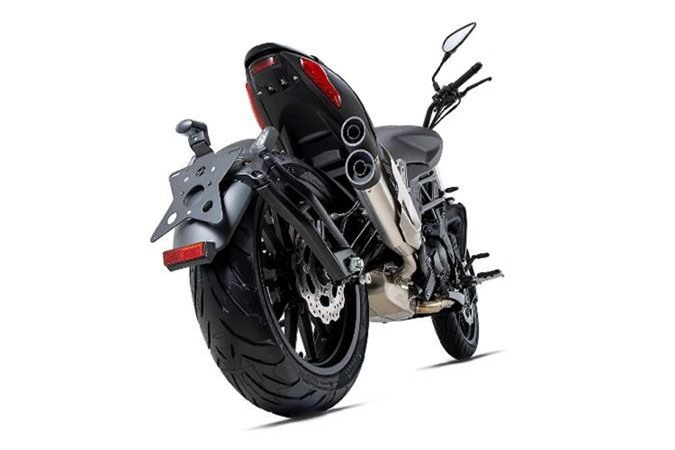 Benelli 502C -