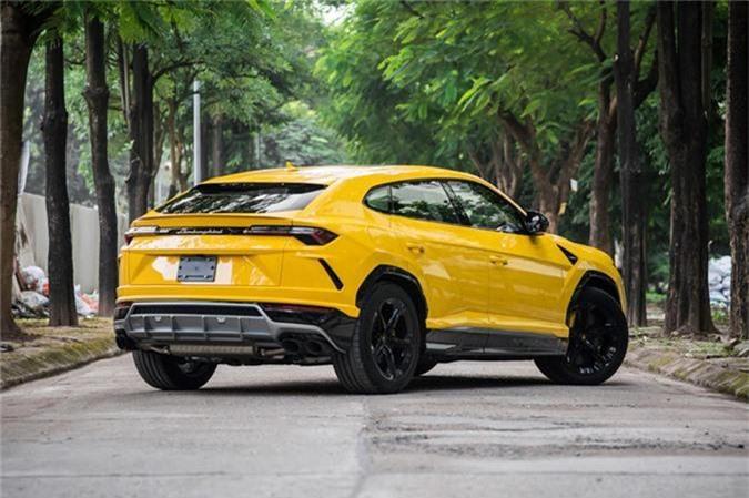 Dai gia Dang Le Nguyen Vu tau Lamborghini Urus 22 ty dong-Hinh-10