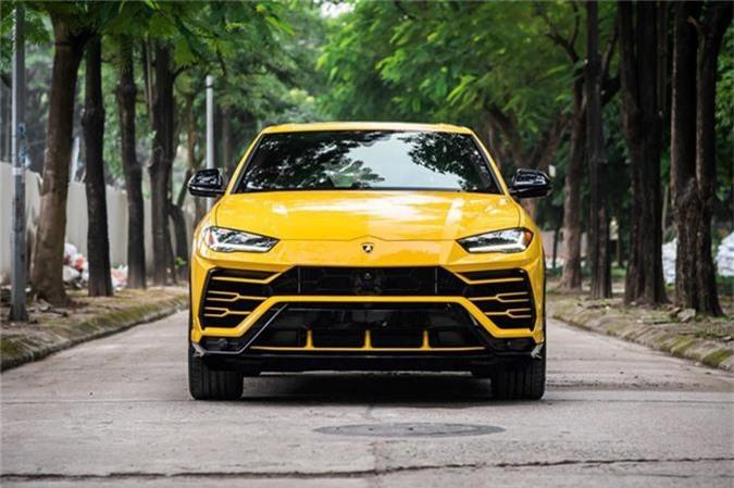 Dai gia Dang Le Nguyen Vu tau Lamborghini Urus 22 ty dong-Hinh-3