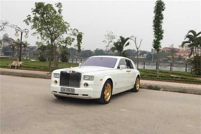"Dai gia ban Rolls-Royce ""tu quy 9"" ma vang 15 ty"