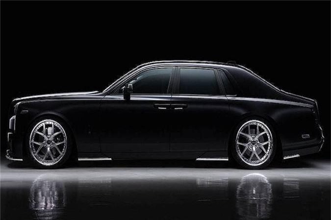 Xe sieu sang Rolls-Royce Phantom VIII bi an voi goi do Wald-Hinh-2