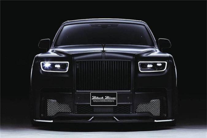 Xe sieu sang Rolls-Royce Phantom VIII bi an voi goi do Wald-Hinh-7