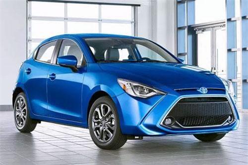 Khám phá Toyota Yaris hatchback 2020 giá từ 434 triệu