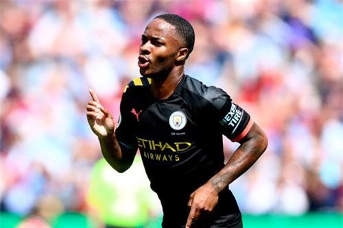 Tiền vệ trái: Raheem Sterling (Man City)