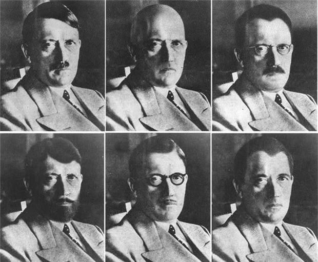 Chuyện ít biết về nghi vấn Hitler dùng người thế thân