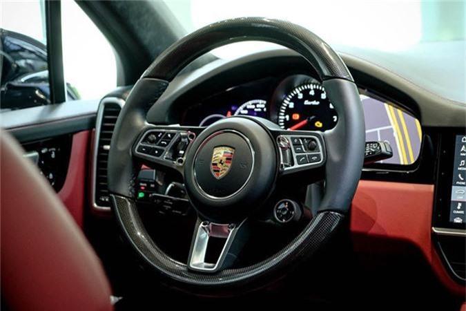 Porsche Cayenne Turbo moi hon 9 ty dong tai Viet Nam-Hinh-6