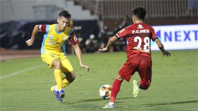 """V-League 2019: TPHCM """"đầu hàng"""" trong cuộc đua vô địch? - 2"""