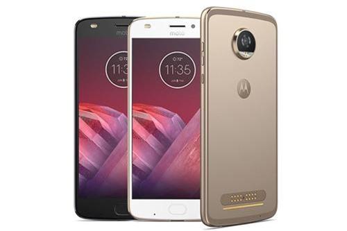 Motorola Moto Z2 Play.