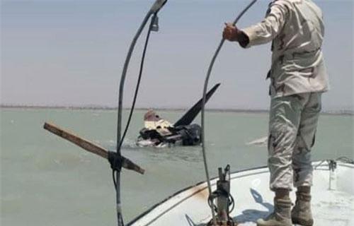 Theo thông tin được hãng thông tấn RT đăng tải, chiến đấu cơ của Iran đã bị rơi ở phía nam tỉnh Bushehr, gần vùng Tangestan thuộc Iran. Nguồn ảnh: QQ.
