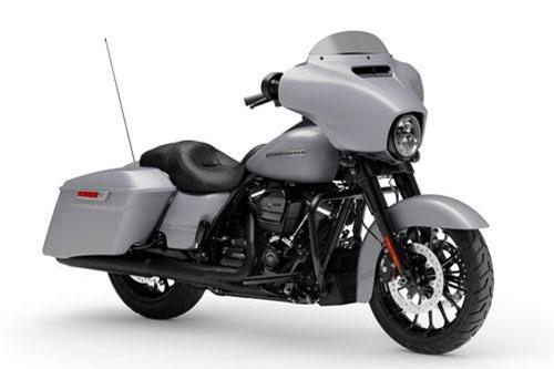 4. Harley-Davidson Street Glide Special 2019 (giá: 27.089 USD).