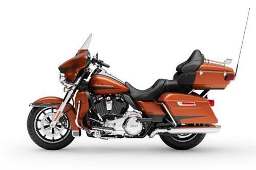 5. Harley-Davidson Ultra Limited 2019 (giá: 28.089 USD).