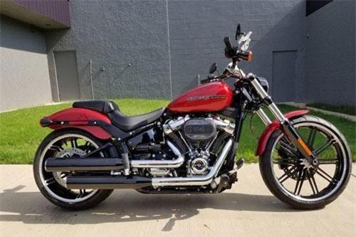 6. Harley-Davidson Breakout 114 2019 (giá: 20.449 USD).