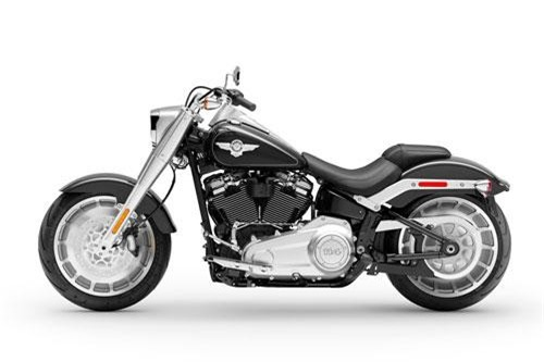 8. Harley-Davidson Fat Boy 2019 (giá: 19.049 USD).