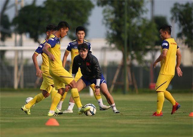 HLV Park Hang Seo nhận tin không vui ở U22 Việt Nam - 12