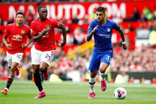 Man Utd đã giành chiến thắng 4-0 trước Chelsea.