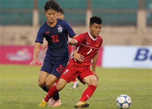 U18 Thái Lan đối diện với nguy cơ bị loại.