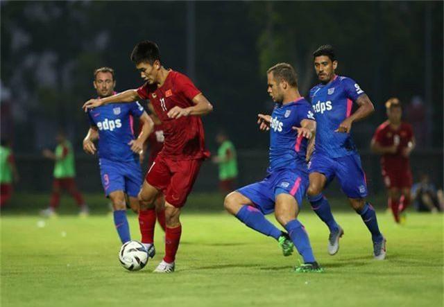 Martin Lo ghi bàn, U22 Việt Nam thắng dễ Kitchee - 5