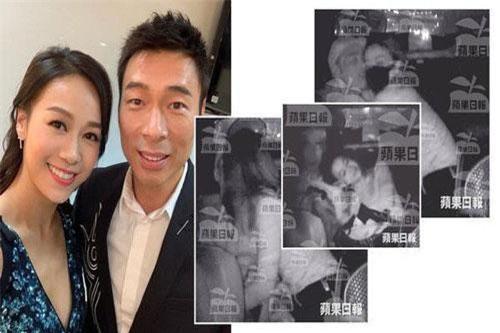 Á hậu Huỳnh Tâm Dĩnh phải nộp đơn xin phá sản sau khi bị bắt gặp ngoại tình với Hứa Chí An.