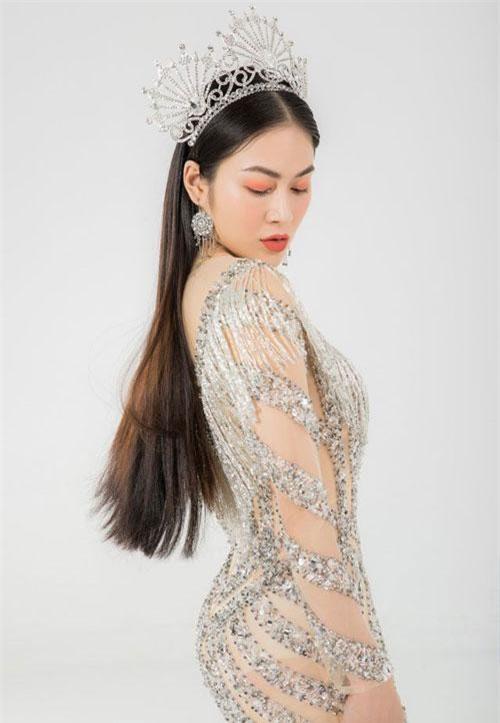 Hoa hậu Tuyết Nga lần đầu giải đáp chuyện vì sao thi hoa hậu và có dùng danh hiệu để kiếm được tiền?