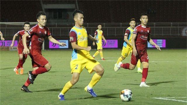 Vòng 21 V-League: Nóng bỏng cuộc chiến giành quyền trụ hạng - 2