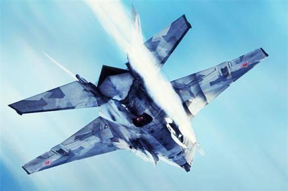 Hãi hùng sức mạnh siêu tiêm kích MiG-41 của Nga
