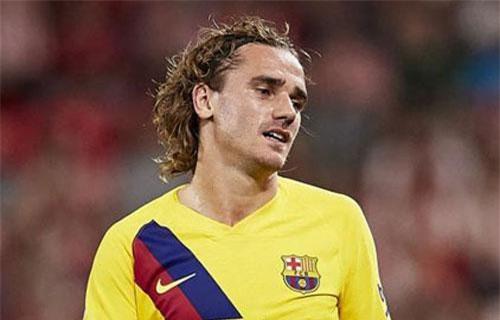 Barca bại trận, HLV Valverde nhắc nhở Griezmann