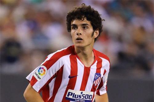 2. Sergio Camello (Atletico Madrid, 18 tuổi).
