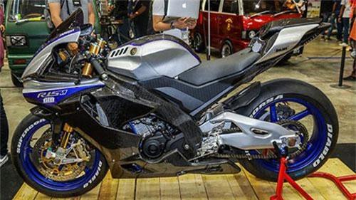 Yamaha Exciter 150 2019 'chất ngất' với bản độ siêu moto R15M, khiến fan phát cuồng