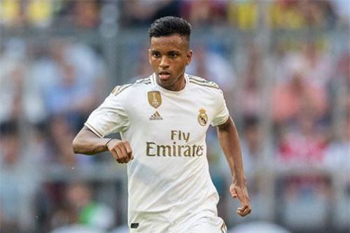 8. Rodrygo (Real Madrid, 18 tuổi).