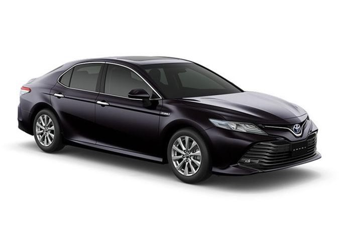 Toyota Camry 2019. Ảnh: Toyota Thái Lan.