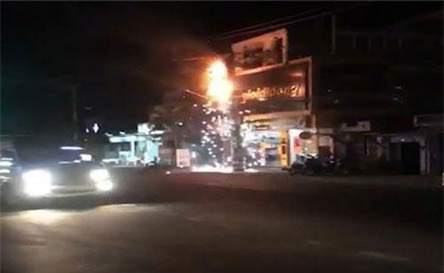 Phú Yên: Một đêm xảy ra 4 vụ cháy khiến người dân khốn đốn