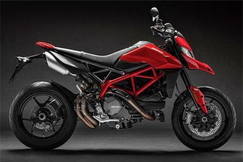 Ducati Hypermotard 950 2019.