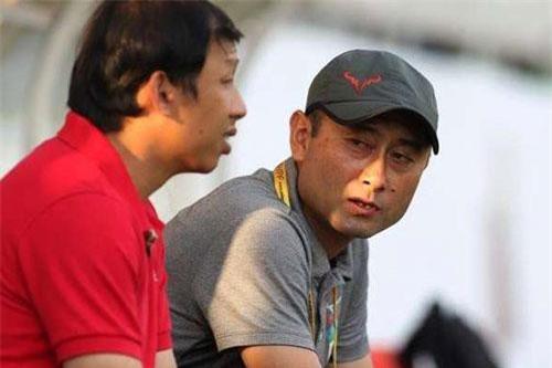 HLV Lee Tae-hoon tin tài năng của các học trò sẽ giúp HAGL trụ hạng