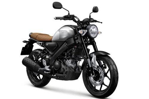 Yamaha XSR 155.